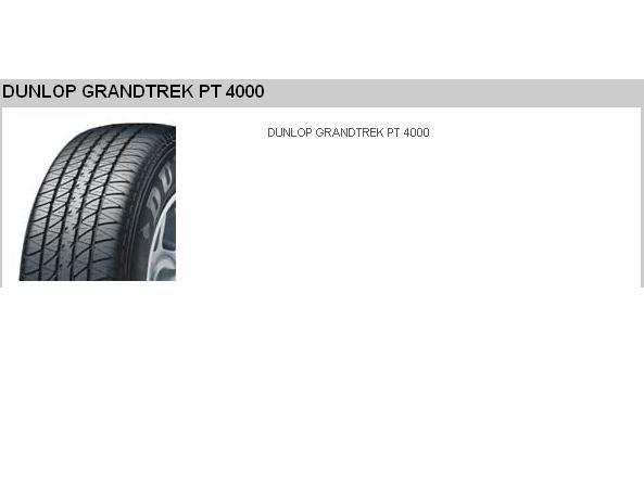 Grandtrek PT4000